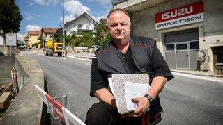 Gimel: le garage Tosoni veut dénoncer les mauvais payeurs sur Facebook
