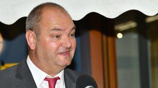 Le syndic de Trélex Yves Ravenel élu à la présidence du Grand Conseil