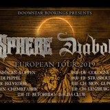 Hatesphere -DK- + Diabolical -SE-