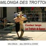 Tango argentin - Milonga du jeudi