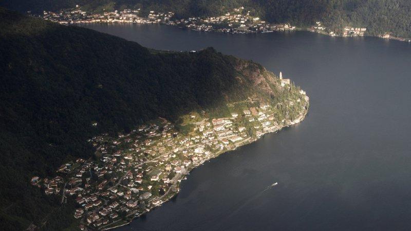 Accident: une fillette retrouvée inconsciente dans le lac de Lugano