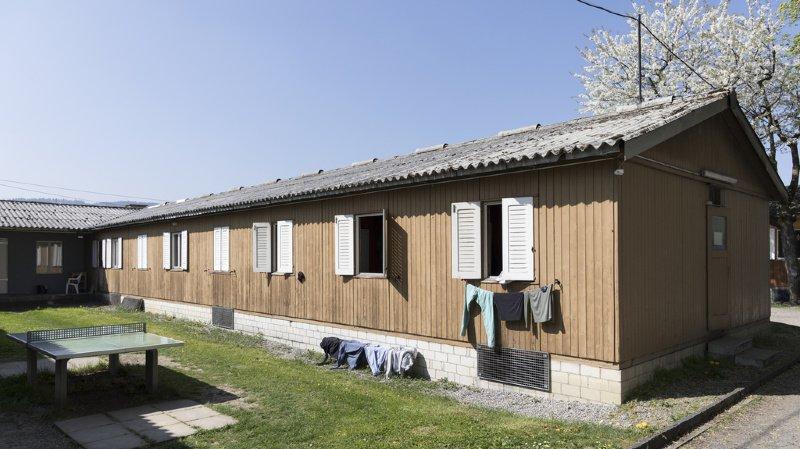 Sous-occupés, certains centres fédéraux pour requérants d'asile pourraient fermer cet automne (illustration).