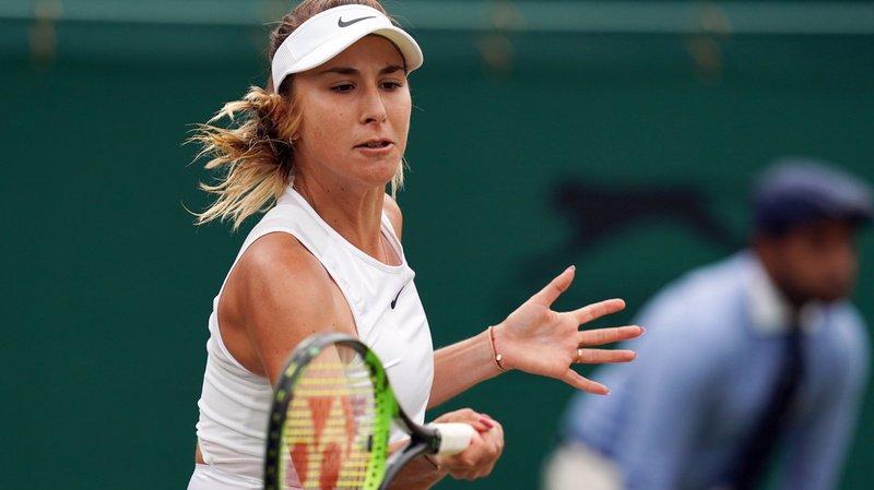 Tennis - Tournoi de Toronto: Belinda Bencic bat facilement la Russe Anastasia Potapova