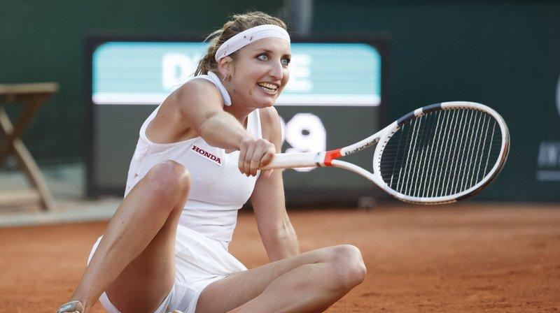 Timea Bacsinszky ne participera au tournoi WTA de Palerme qui commence ce lundi. (Archives)