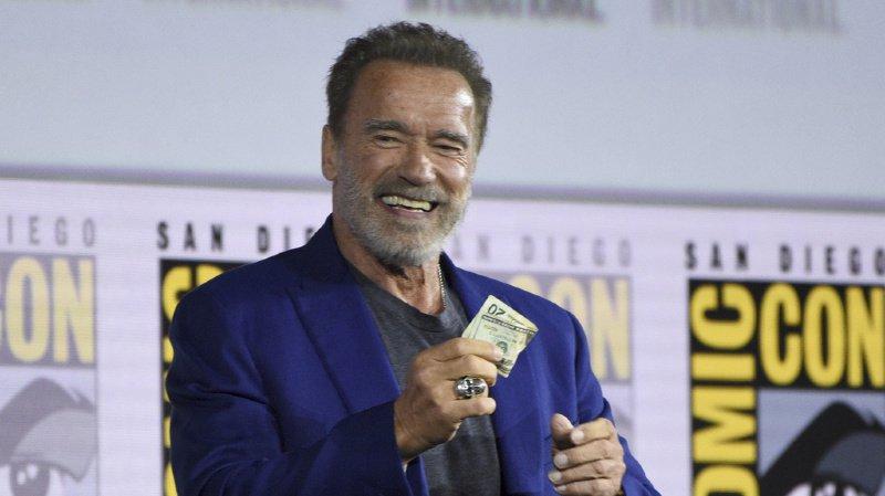 Etats-Unis: «accro» à Terminator, Schwarzenegger ne pouvait refuser une suite