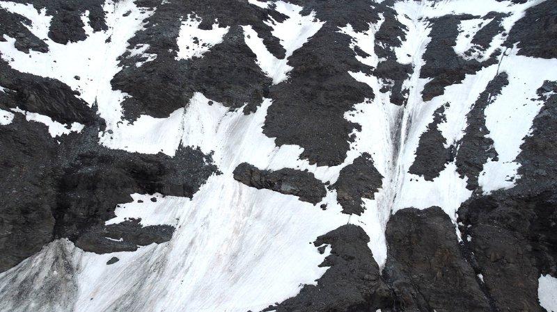 Valais: un alpiniste italien et un guide de montagne se tuent au massif des Combins