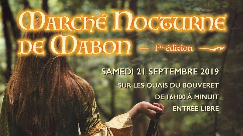 Marché nocturne Mabon