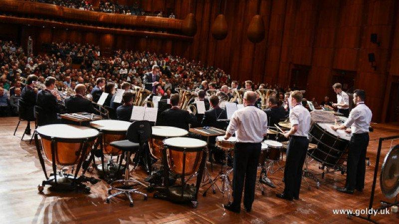 Ensemble De Cuivres Valaisan Et Dany Rossier