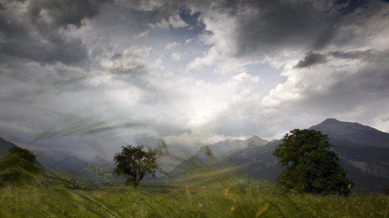 Météo: de violents orages vont frapper la Suisse jusqu'à mercredi soir