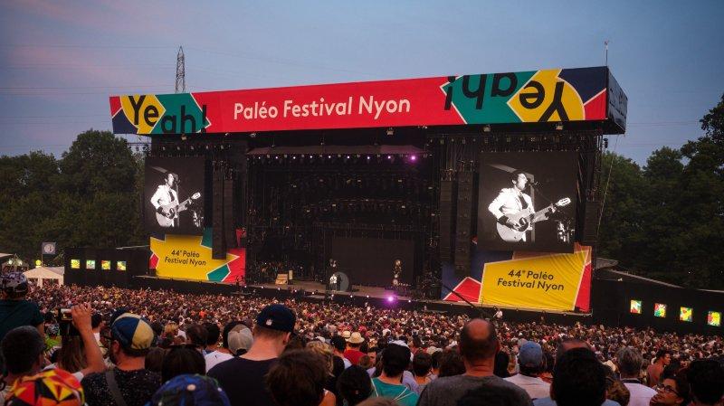 Il y aura foule devant la Grande scène pour voir Angèle, sans doute bien plus que lors du concert de M (photo).