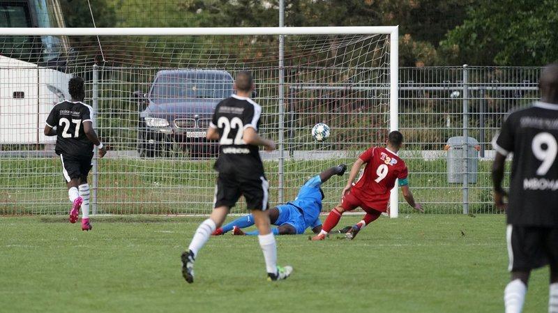 Débuts réussis pour Saint-Prex, des buts gags pour le Stade
