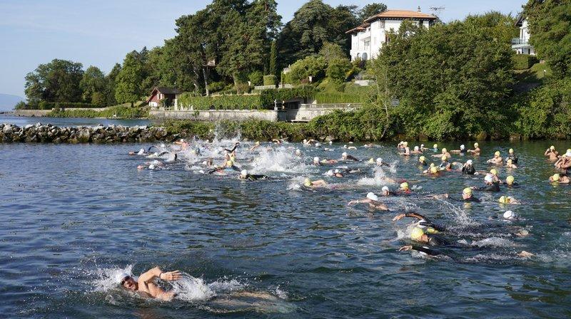 Succès populaire pour le premier Open Swim Stars de Nyon