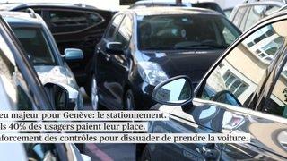 Le Léman Express pour réduire le trafic à Genève