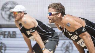 Beachvolley – World Tour d'Edmonton: la paire suisse Beeler/Krattiger pour la première fois en finale