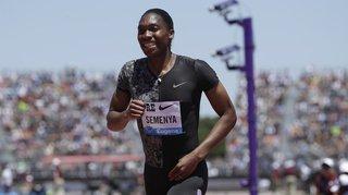 Athlétisme: règlement de l'IAAF de nouveau appliqué, la Sud-Africaine Semenya privée de Mondiaux