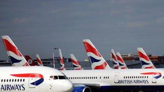 Egypte: British Airways suspend ses vols vers LeCaire pour des questions de sécurité