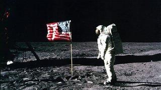A la conquête de la Lune: retour en images sur Apollo 11