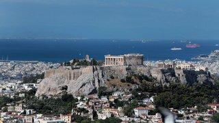 Grèce: un séisme d'une magnitude de 5 secoue Athènes, les gens courent dans les rues