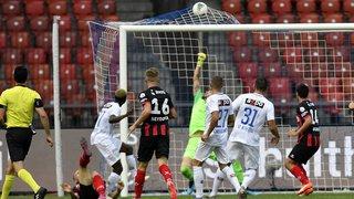 Football: Xamax prend un point au courage, Sion monte sur le podium