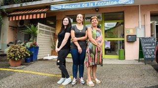 Yens: l'épicerie de la Fontaine renaît grâce à une jeune de 22 ans