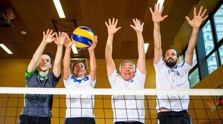 VBC La Côte: à la vie comme au volley, ils font bloc