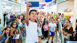 Allaman: vague de fans en folie pour les Kids United