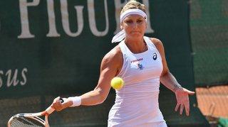 Timea Bacsinszky: «En tennis, il faut avoir une mémoire très courte»