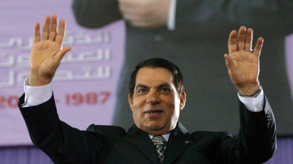 Ben Ali était resté au pouvoir pendant 22 ans.