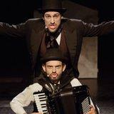 Firmin et Hector - croque-morts chanteurs