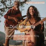 """Concert du duo argentin """"Artemisa"""""""