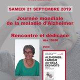 Rencontre & dédicae avec Marie-Anne Sarrasin