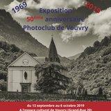 Exposition 50 ans du photo club
