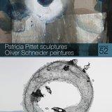 Exposition Patricia Pittet et Oliver Schneider