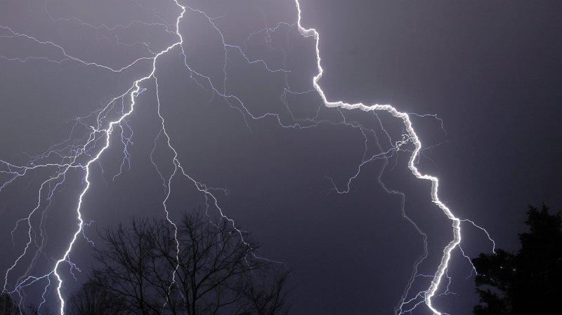 Coups de foudre sur la Suisse: 85'270 éclairs ont frappé le pays cet été