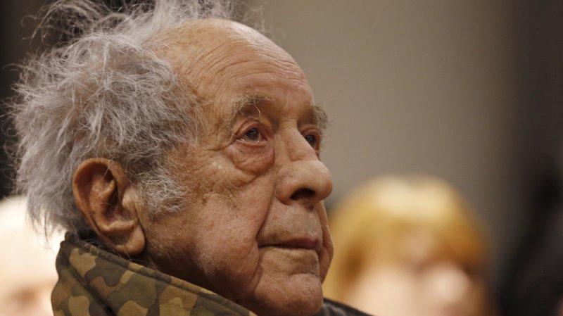 Né à Zurich, Robert Frank avait émigré aux Etats-Unis juste après la guerre, en 1947. (Archives)