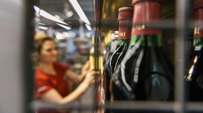 Pas de restrictions pour la vente d'alcool sur autoroute