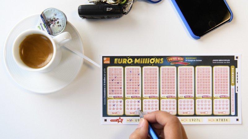 Mardi prochain, le jackpot grimpera à 138 millions de francs.
