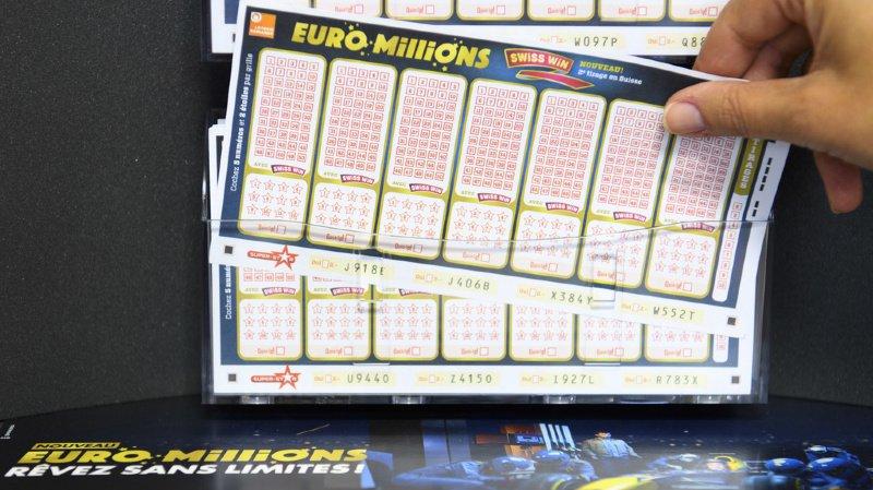 Lors du prochain tirage vendredi, 151 millions de francs seront en jeu, a indiqué la Loterie romande. (illustration)