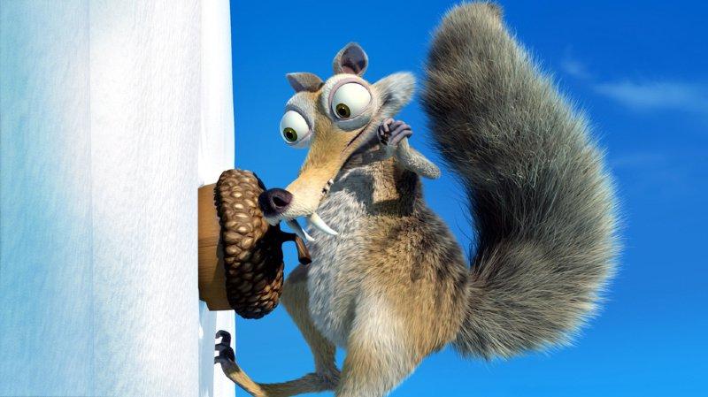 """Le """"cousin"""" de Scrat a été découvert en Argentine."""