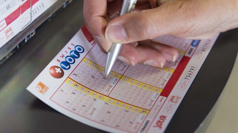 Loteries: un joueur du Swiss Loto décroche 12,4 millions de francs