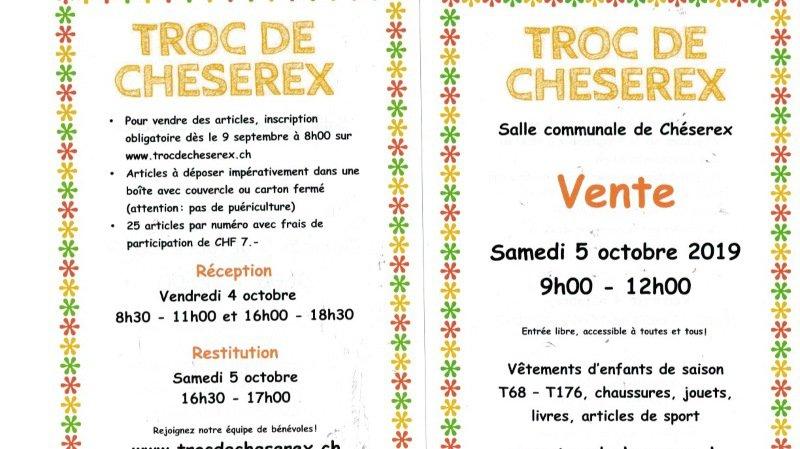 Troc de Chéserex