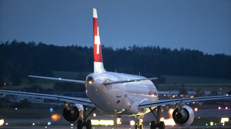 Plus rien ne semble empêcher l'introduction d'une taxe sur les billets d'avion en Suisse (illustration).