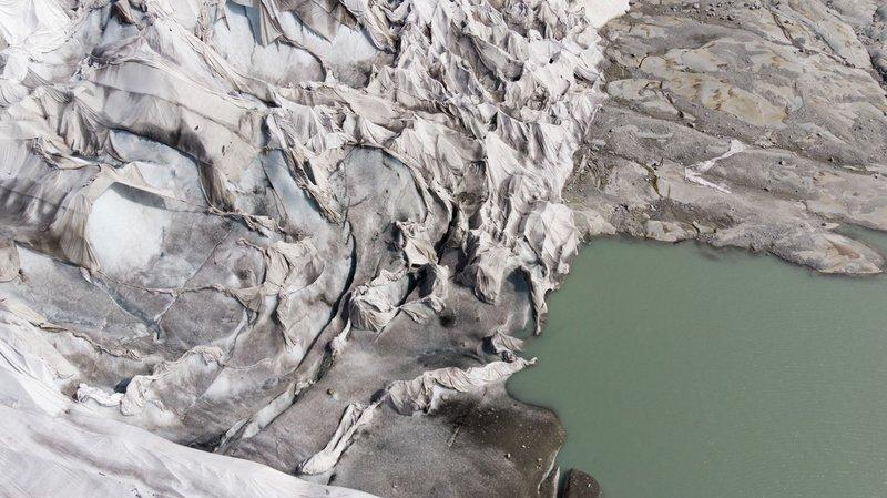 L'initiative «pour les glaciers et un climat sain» a abouti
