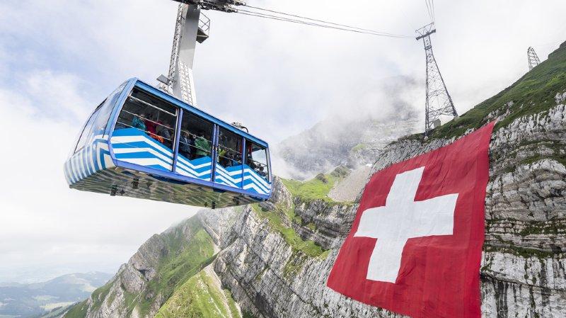 WEF: la Suisse pointe au 10e rang sur le plan touristique