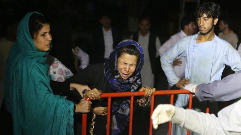 Attentat en Afghanistan: au moins 63 morts et 182 blessés lors d'un mariage