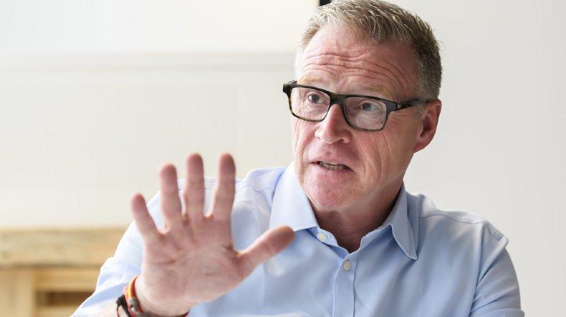 Andreas Meyer, le patron des CFF, démissionnera au plus tard à la fin de l'année prochaine