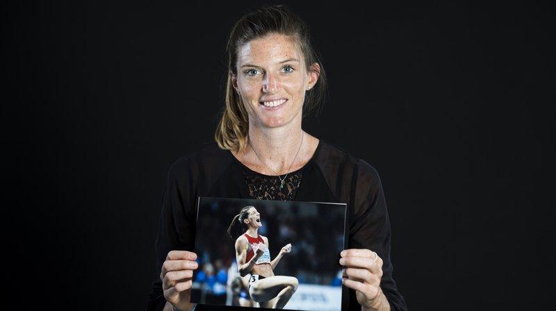 Pour Lea Sprunger, le parcours compte plus que les médailles