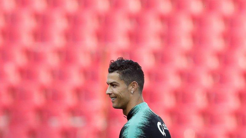 Football: Ronaldo touchera 162 millions d'euros de son nouveau contrat signé avec Nike