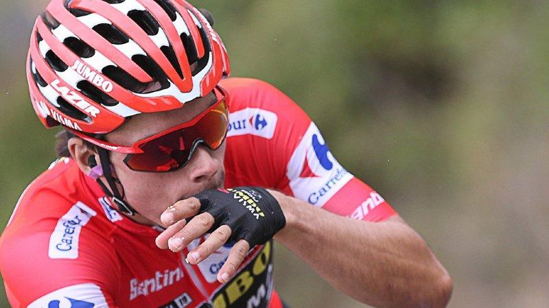 Cyclisme – Tour d'Espagne: le Français Rémy Cavagna remporte la 19e étape, Roglic chute