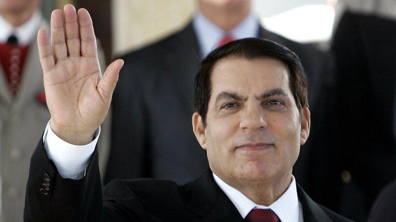 """Après plus de deux décennies d'un pouvoir répressif, Ben Ali avait été renversé début 2011 par un mouvement populaire, point de départ des """"Printemps arabes""""."""